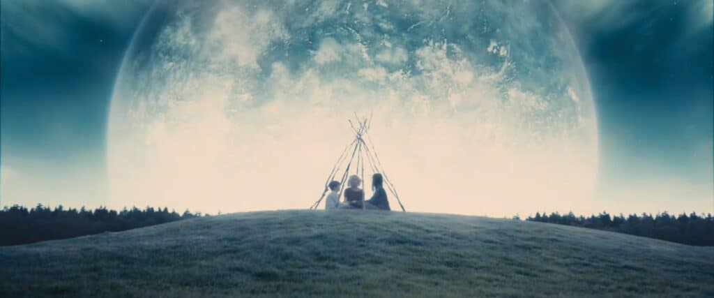 The End, Melancholia